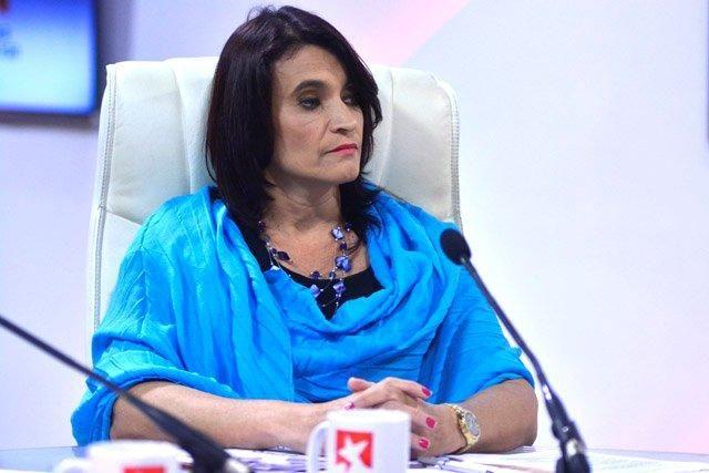 Ana Teresa Igarza Martínez, directora general de la Oficina de la Zona Especial de Desarrollo Mariel